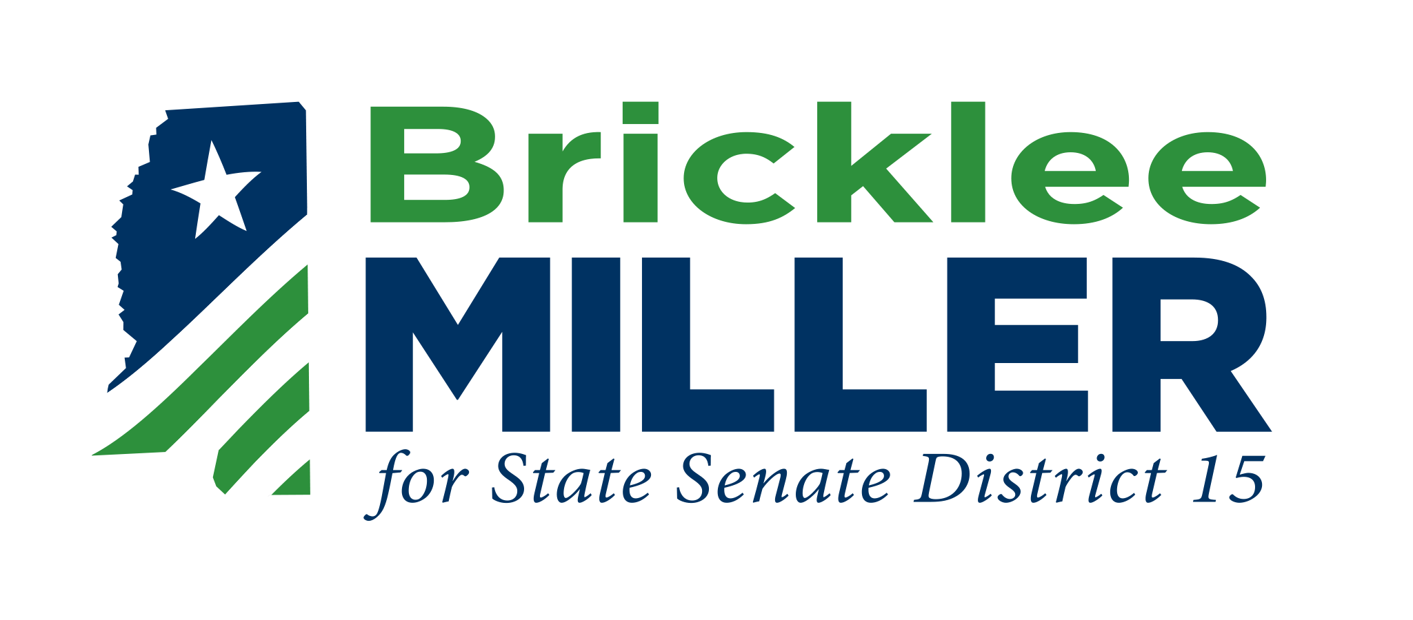 Bricklee Miller For State Senate